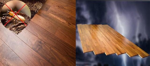 keunggulan lantai kayu merbau