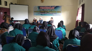 IAIQH Bagu, Lakukan Pembekalan Terhadap Para Mahasiswa yang KKN/PPL.