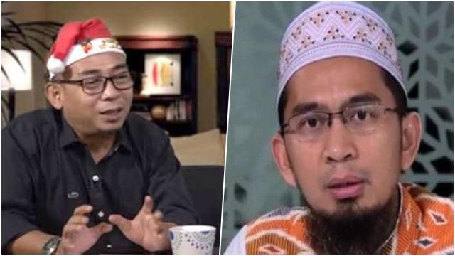 Ustadz Adi Hidayat Sarankan Penderita Covid Membaca Al Quran, Eko Kuntadhi: Pikiranmu Dangkal