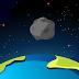 Benarkah Ada Asteroid Mendekati Bumi saat Lebaran?