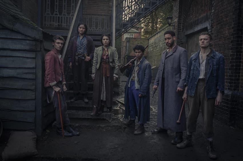 Netflix показал трейлер сериала «Нерегулярные части» про помощников Шерлока Холмса