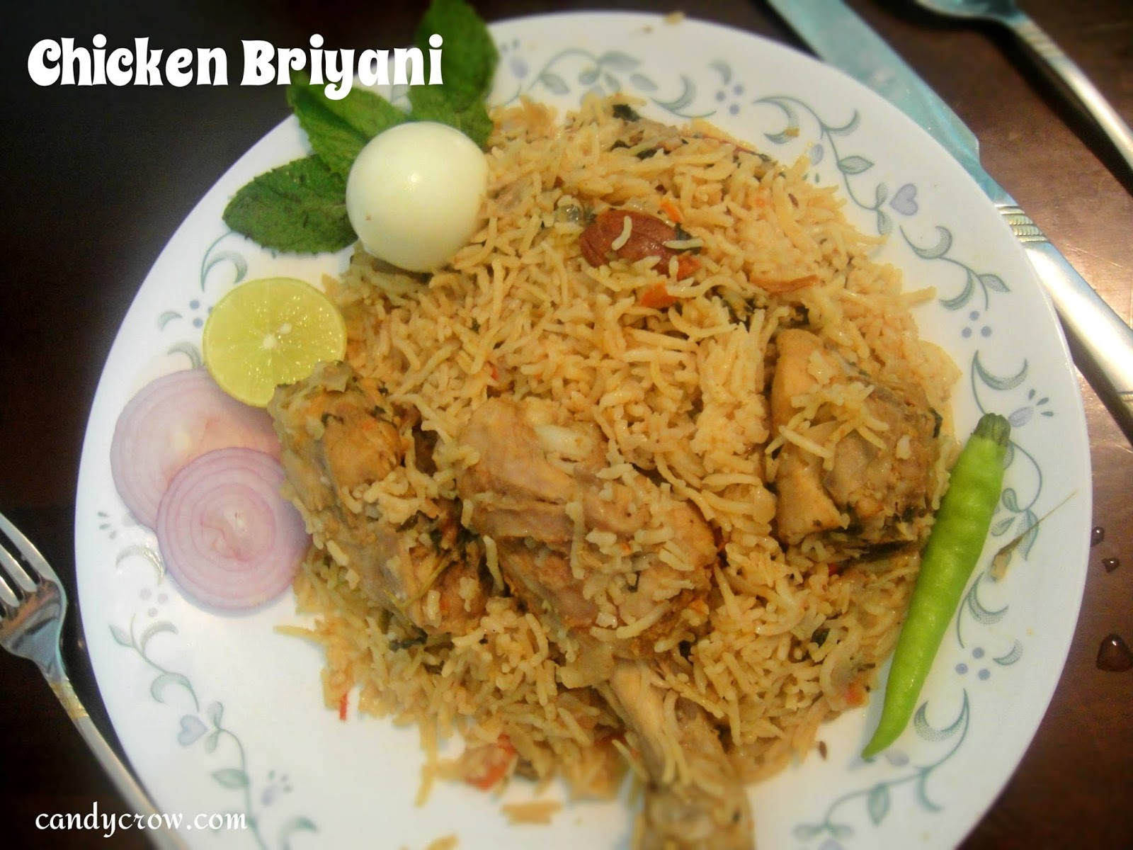 Chicken Briyani | How To Make Chicken Briyan In Cooker