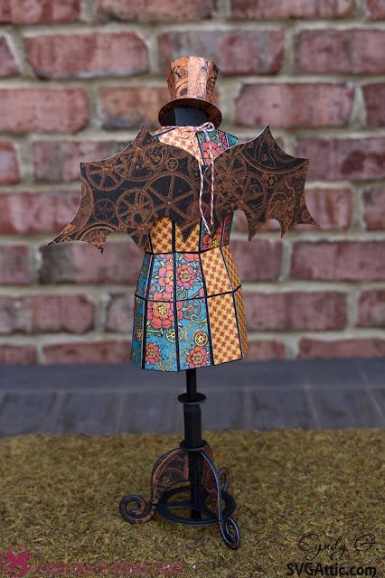 3d dress-form
