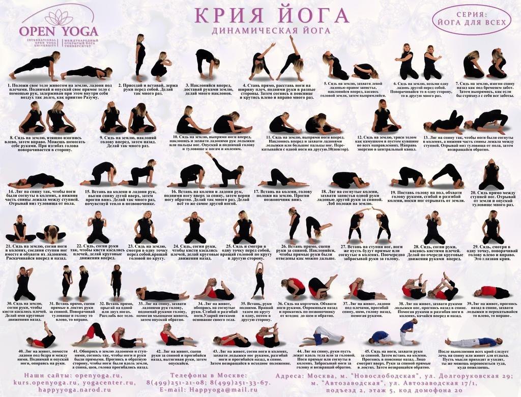 видят йоге самоучитель с картинками время экс-участница