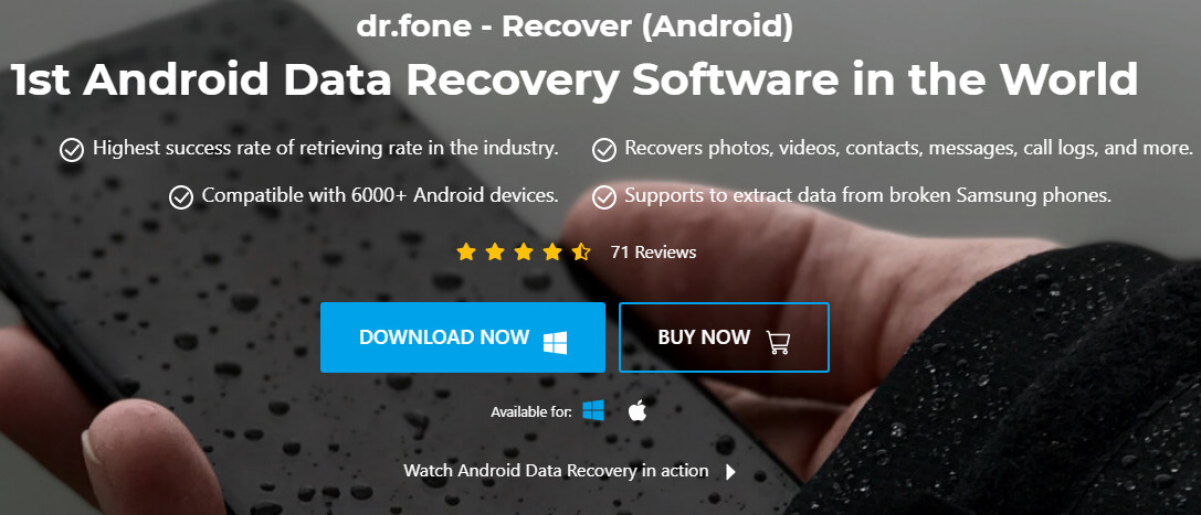 By Photo Congress || Best Android Data Recovery Software For