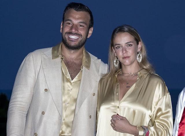 Camille Gottlieb, Louis Ducruet and Marie Chevallier. Pauline Ducruet founded a unisex eco-fashion brand called Alter Designs