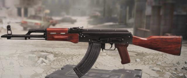 Daftar Senjata AR Terbaik Game Call Of Duty Mobile Garena 25