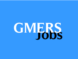 GMERS Recruitment 2020