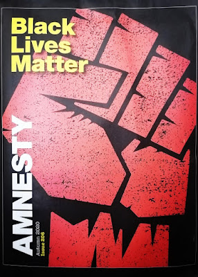 BLM Amnesty Int Front Page