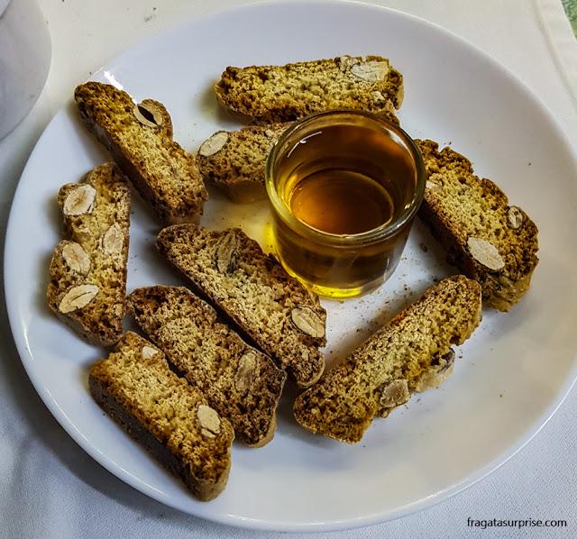 Carquinyolis, biscoitos típicos da Catalunha