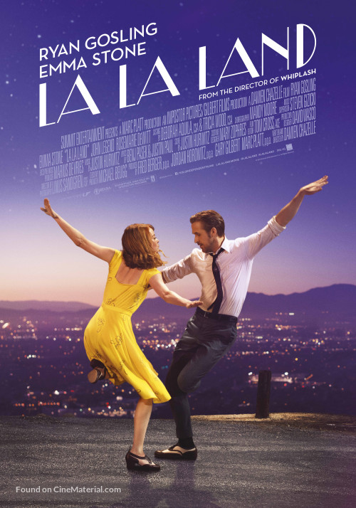 La La Land – Cantando Estações – Legendado – HD 720p