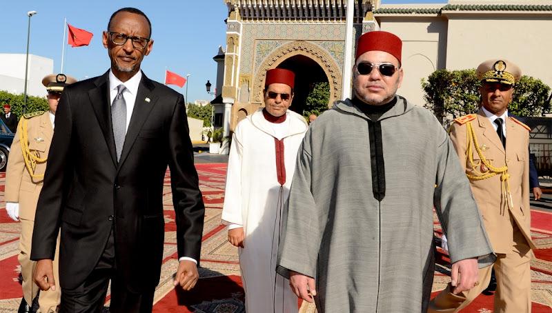 Le Maroc et le Rwanda se rapproche avec des grandes ambitions pour l'Afrique.