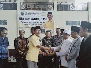 Anggota DPRD Jabar Ingatkan Ridwan Kamil Perhatikan Kesejahteraan Guru Ngaji dan Madrasah