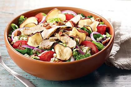 Healthiest Salad at Panera