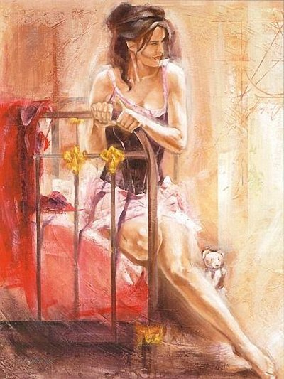 Talantbek Chekirov | Russian Figurative Painter | 1971