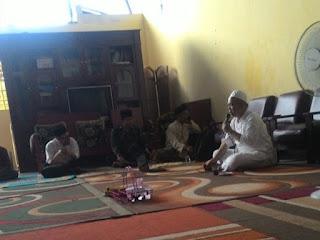 Rois Syu'biyah JATMAN Bandung Barat, Dr. KH. Ma'mur Saadie, M.Pd.
