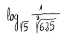 Logaritmo 1