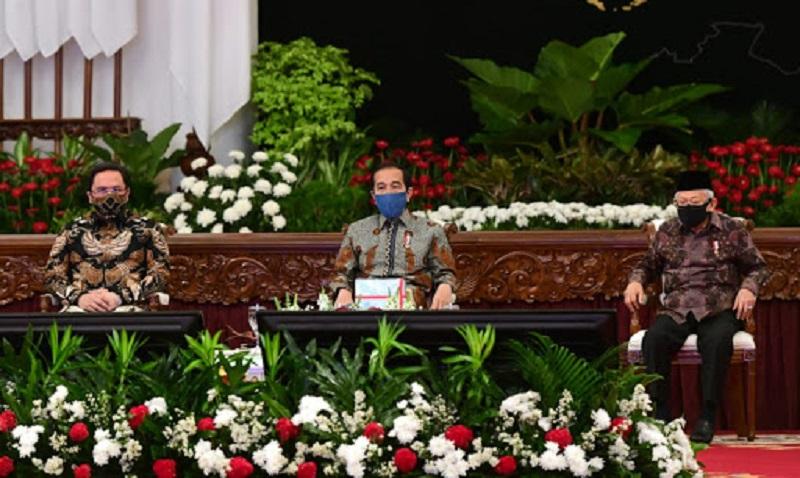 Presiden: Tiap Rupiah Uang Rakyat Harus Dikelola Secara Bertanggung Jawab dan Transparan