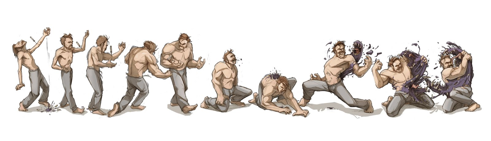 Male Transformations