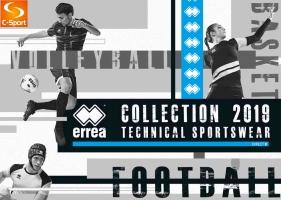 Catalogue Errea 2019