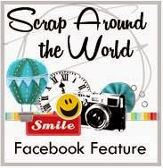 Scrap Around The World - January 2015 Facebook Feature