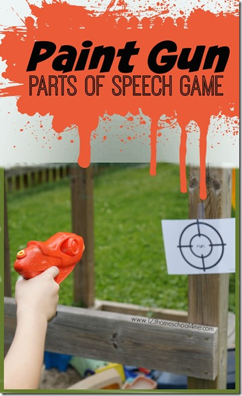 parts-of-speech-game