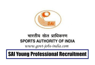SAI Young Professional Recruitment