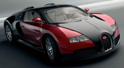 Inilah 10 Mobil Termahal di Dunia Tahun 2011-2012, Bugatti Veyron Super Sport