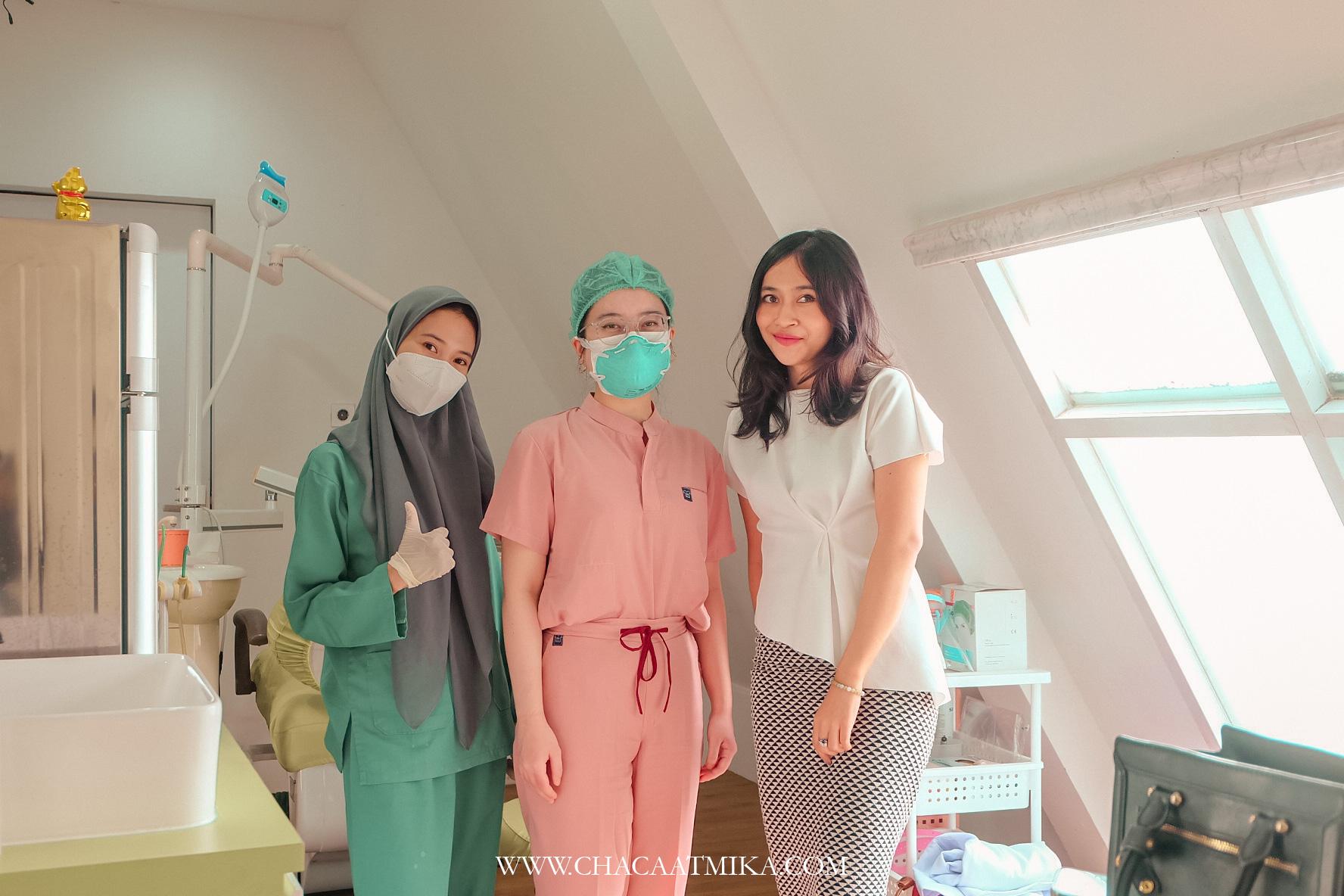 Sharing Pengalaman Perawatan Tambal Gigi Estetik di J Smile Patal Senayan