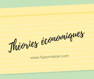 Cours Théories économiques