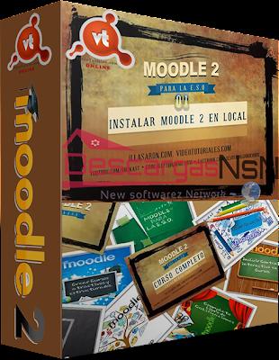 Videotutoriales: Curso Moodle 2 Para Secundaria