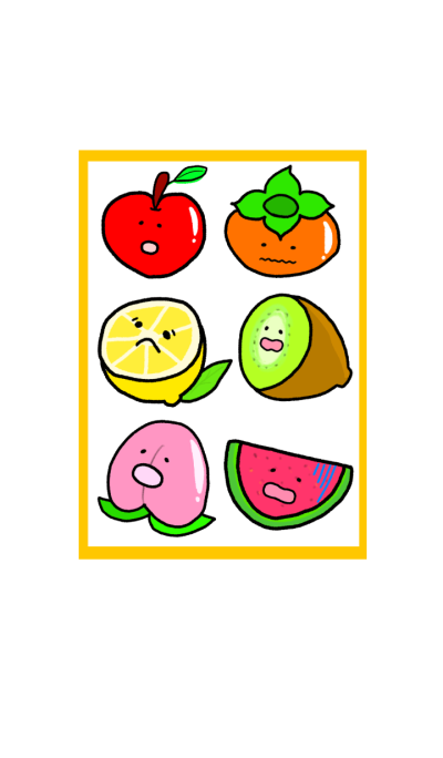 Fruits and vegetables 1
