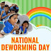 National Deworming Day: 10 February