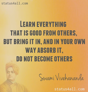 Best Quotes By Swami Vivekananda On Success - status4all