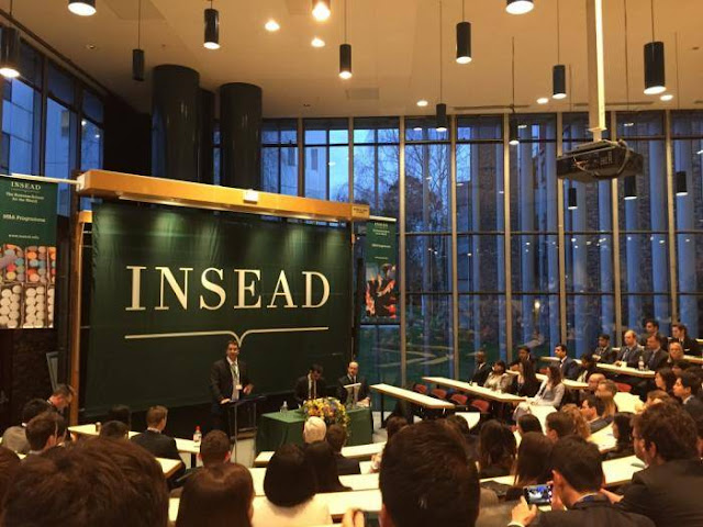 €20,000 INSEAD Nelson Mandela Endowed Scholarships - 2019