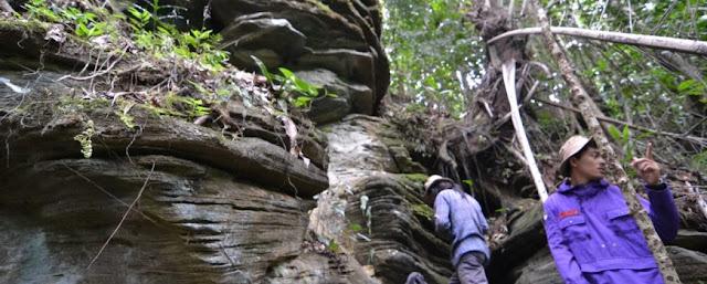 Tim Ekspedisi Poso Temukan Bukti Sejarah Geologi dan Ancaman Pada Endemik Danau Poso