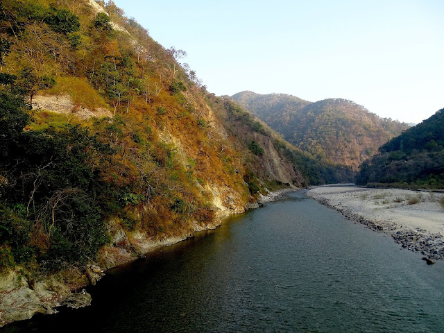 Ramganga River Sunrise