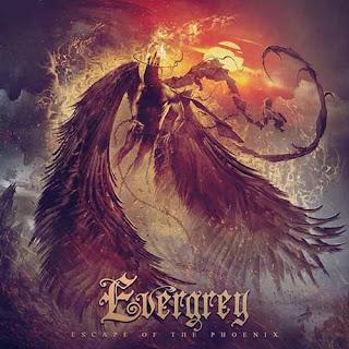 """Ο δίσκος των Evergrey """"Escape of the Phoenix"""""""