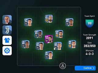 eFootball PES 20 Apk Obb Download