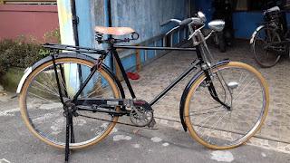 Jual Sepeda ANTIK onthel Jaman Baheula