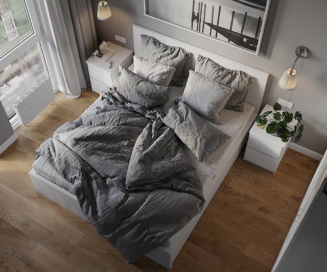 Mẫu thiết kế nội thất chung cư đẹp P2