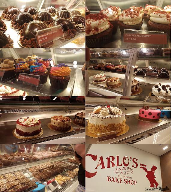 Carlo's Bake Shop, Carlo's Bakery, Bela Cintra, Oscar Freire, São Paulo, Jardins, Guloseimas, Cupcake