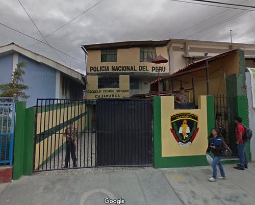 Escuela Técnico Superior PNP - ETS Cajamarca