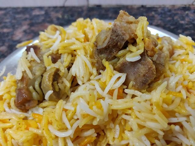 Lalla Biryani Lucknow