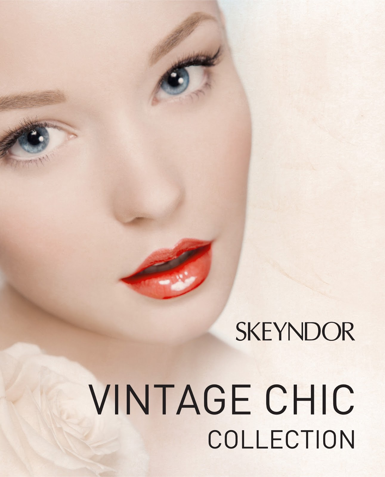 sorteo maquillaje Vintage Chic