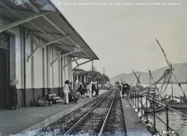 Cuộc sống ở Tourane (Đà Nẵng) đầu thế kỷ 20