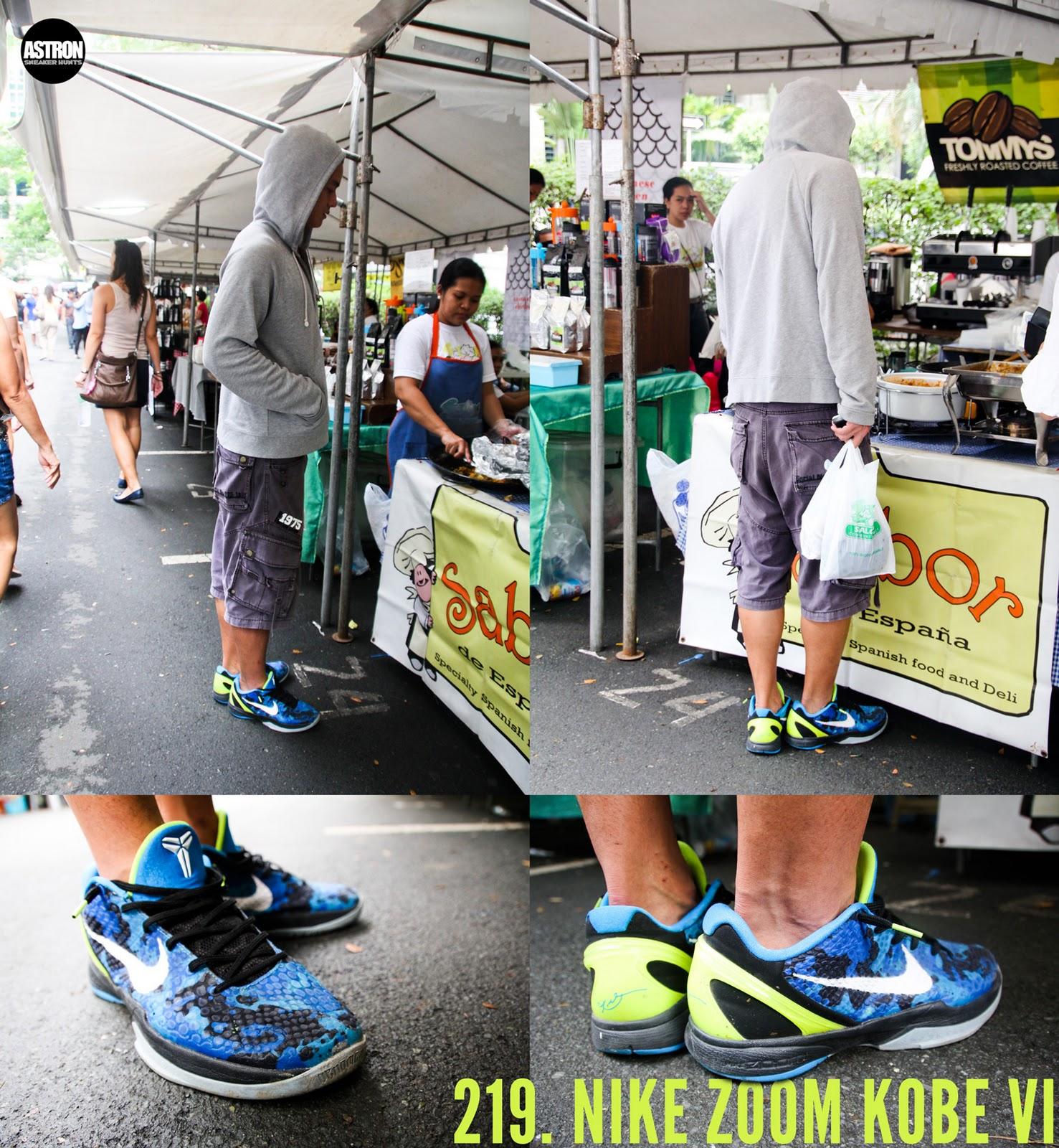 85649d510f9b Astron Sneaker Hunts  219. Nike Zoom Kobe VI