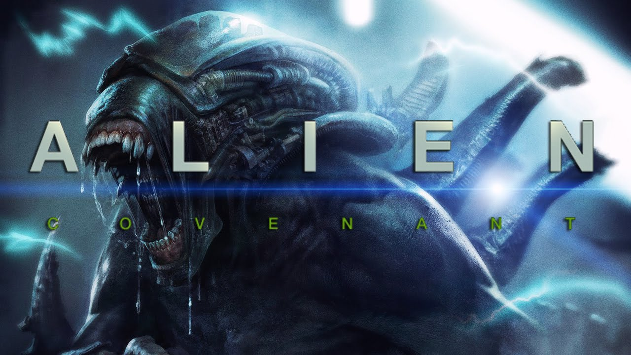 "hollywood latest movie's review ""alien covenant"""