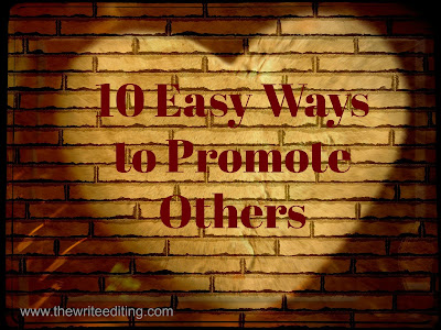 10 Easy Ways to Promote Others