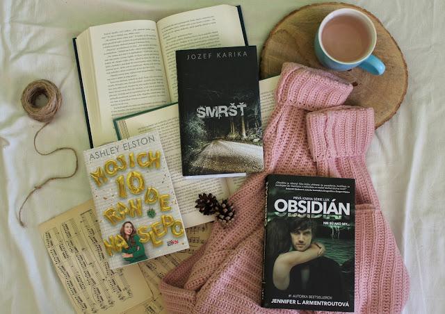Smršť, Mojich 10 rande naslepo, Obsidián || Trojrecenzia